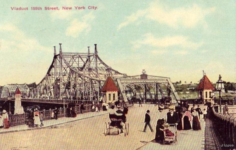 Viaduct 155th Street, New York City
