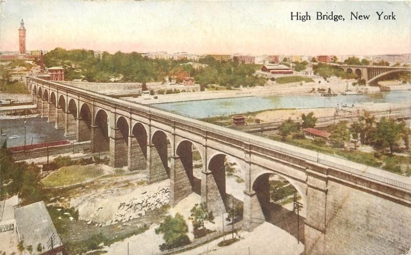 High Bridge New York