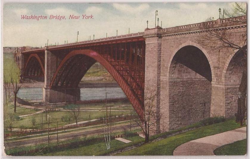 Washington Bridge, New York