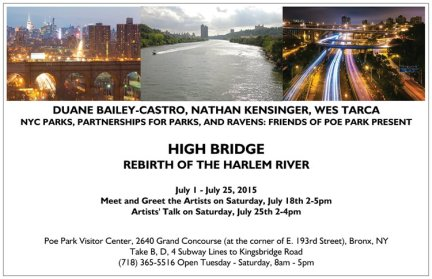 High Bridge Exhibition Flyer